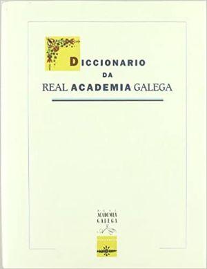 DICCIONARIO DA REAL ACADEMIA DA LINGUA GALEGA