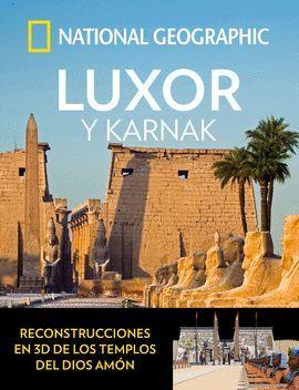 LUXOR Y KARNAK. NATIONAL GEGRAPHIC