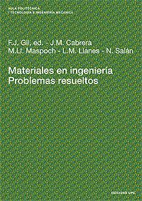 MATERIALES EN INGENIERÍA - PROBLEMAS RESUELTOS