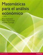 MATEMATICAS PARA EL ANALISIS ECONOMICO