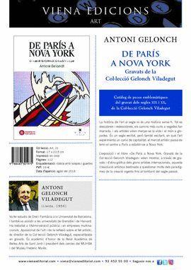 DE PARÍS A NOVA YORK
