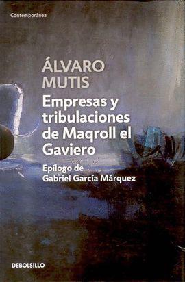 EMPRESAS Y TRIBULACIONES DE MAQROLL EL GAVIERO (ESTOIG 2 VOLS.)