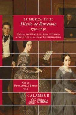 MUSICA EN EL DIARIO DE BARCELONA 1792-1850, LA