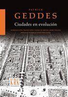CIUDADES EN EVOLUCION