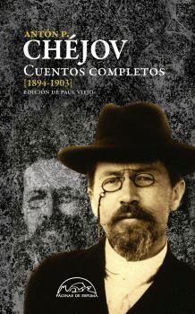 CUENTOS COMPLETOS IV (1894-1903) ANTÓN P. CHÉJOV