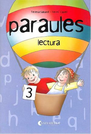 PARAULES 3. LECTURA