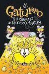 GATURRO Y EL MISTERIO DE LAS CINCO ÁGATAS