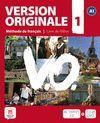 VERSION ORIGINALE 1 LIVRE DE ELEVE (A1)