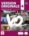 VERSION ORIGINALE 4 LIVRE DE L' ELEVE + CD AUDIO (B2)