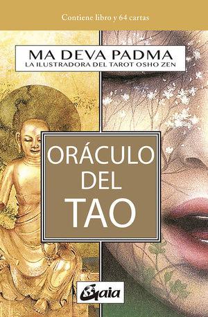 ORÁCULO DEL TAO  ( LIBRO + 64 CARTAS )