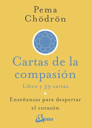 CARTAS DE LA COMPASIÓN (59 CARTAS)