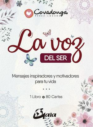 VOZ DEL SER, LA (LIBRO + 80 CARTAS)