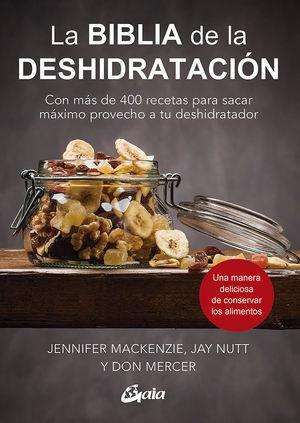 BIBLIA DE LA DESHIDRATACIÓN, LA