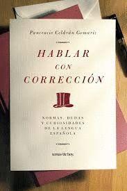 HABLAR CON CORRECCION