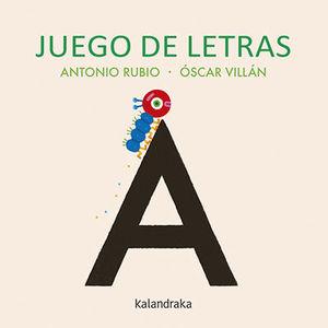 JUEGO DE LETRAS