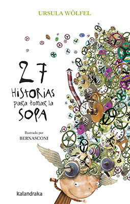 27 HISTORIAS PARA TOMAR LA SOPA