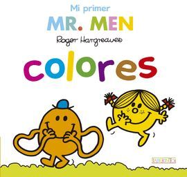 COLORES. MI PRIMER MR MEN