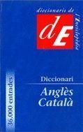 DICCIONARI ANGLÈS-CATALÀ