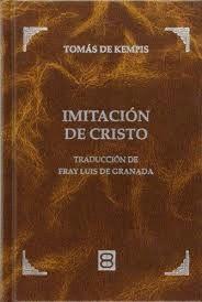 IMITACIÓN A CRISTO