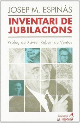 INVENTARI DE JUBILACIONS