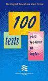 100 TESTS PARA REAVIVAR SU INGLES 4A ED