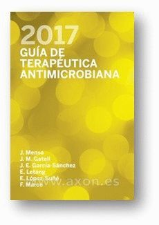GUÍA DE TERAPÉUTICA ANTIMICROBIANA 2017