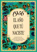1956 EL AÑO QUE TU NACISTE