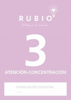 ATENCIÓN - CONCENTRACIÓN 3