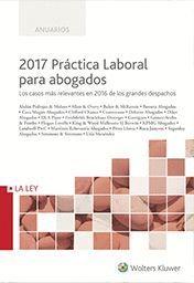 PRÁCTICA LABORAL PARA ABOGADOS 2017