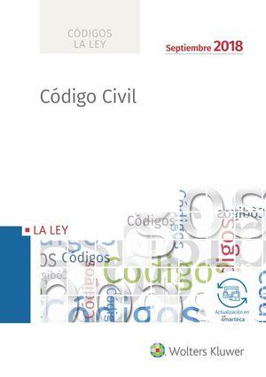 CODIGO CIVIL (SEPTIEMBRE 2018)