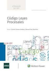 CODIGO LEYES PROCESALES (SEPTIEMBRE 2018)