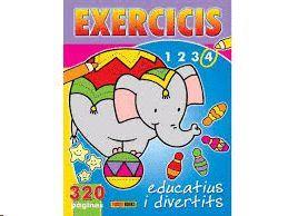 EXERCICIS EDUCATIUS I DIVERTITS