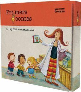 MALETA PRIMERS CONTES MANUSCRITA (MAJÚSCULES/MINÚSCULES)