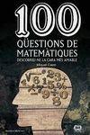 100 QÜESTIONS DE MATEMÀTIQUES