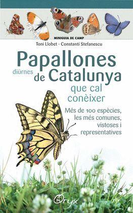 PAPALLONES DIÜRNES DE CATALUNYA QUE CAL CONEIXER
