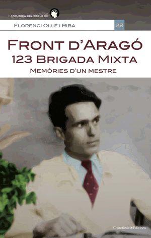 FRONT D'ARAGÓ: 123 BRIGADA MIXTA