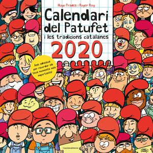 CALENDARI DEL PATUFET 2020 I LES TRADICIONS CATALANES