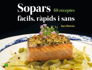 SOPARS FÀCILS, RÀPIDS I SANS