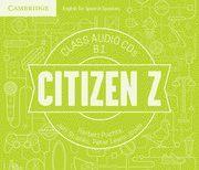 CITIZEN Z PRE-INTERMEDIATE B1 CLASS AUDIO CD (4)