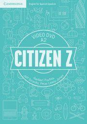 CITIZEN Z A2 VIDEO DVD