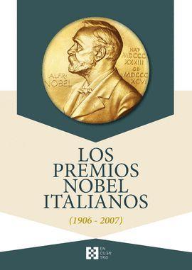 PREMIOS NOBEL ITALIANOS, LOS