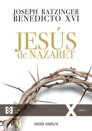 JESÚS DE NAZARET (ED.COMPLETA) (CARTONE)
