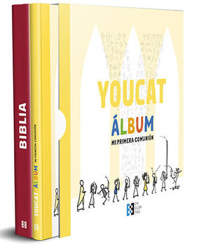 PACK YOUCAT ÁLBUM
