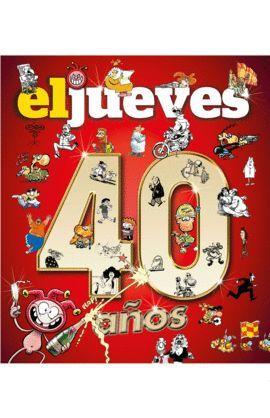 JUEVES, EL - 40 AÑOS