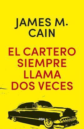 CARTERO SIEMPRE LLAMA DOS VECES, EL