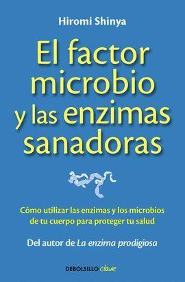FACTOR MICROBIO Y LAS ENZIMAS SANADORAS, EL