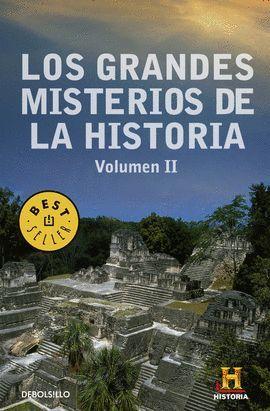 GRANDES MISTERIOS DE LA HISTORIA VOL. 2, LOS