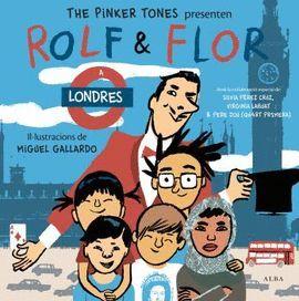 ROLF & FLOR A LONDRES  (+ CD)