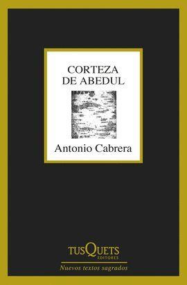 CORTEZA DE ABEDUL