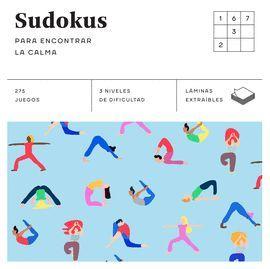 SUDOKUS PARA ENCONTRAR LA CALMA